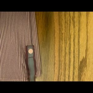 lululemon athletica Accessories - Lululemon Vinyasa Scarf Parallel Stripe Butter Pin
